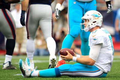 Miami Dolphins swimming upstream on offense
