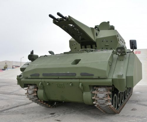 FNSS beings production for Turkish KORKUT armored vehicle