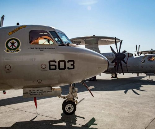 Northrop Grumman to upgrade French Hawkeye aircraft