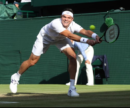 U.S. Open: Wrist to keep Milos Raonic out of action