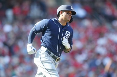 Umpires union upset over Padres' Machado getting just one-game suspension