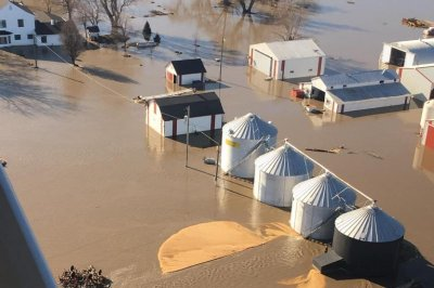 Spring flooding in Midwest will begin to unclog America's soybean backup