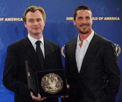 Nolan says no more Batman for him