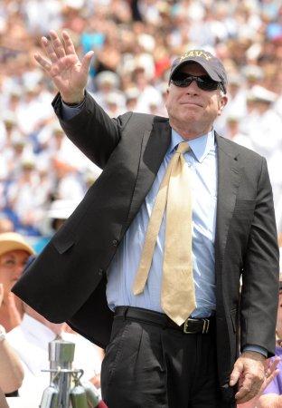 McCain: Obama 'not leveling'