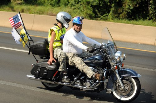 Honduras bans passengers on motorcycles