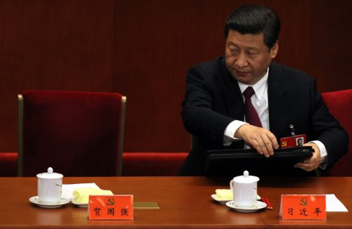The Year in Review 2012: Xi Jinping, 59, to lead China into next decade