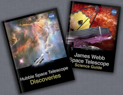 NASA offers free space telescope e-books