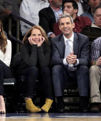 Katie Couric to marry this summer