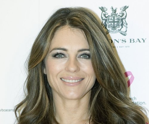 Elizabeth Hurley says ex-boyfriend Hugh Grant is 'very annoying'