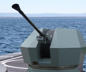 BAE Systems supply 40mm naval guns to Brazil
