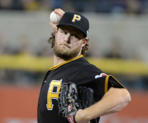 Gerrit Cole carries Pittsburgh Pirates past San Diego Padres