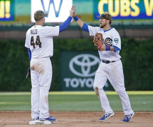 Chicago Cubs infielders lead NL All-Star voting
