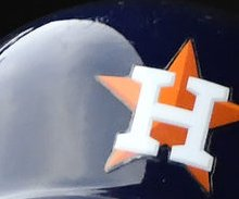 Houston Astros rookie Colin Moran leaves game with scary facial injury