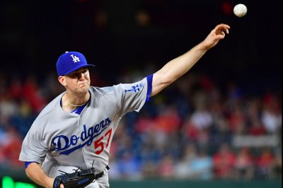 Los Angeles Dodgers blank Washington Nationals behind Alex Wood