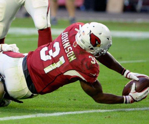 Arizona Cardinals: David Johnson has cast removed