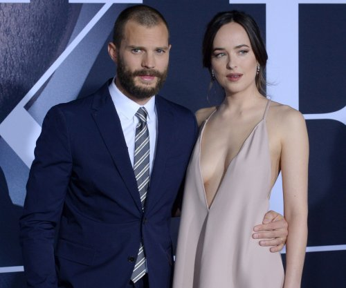 Jamie Dornan says Dakota Johnson is 'almost like' a sister