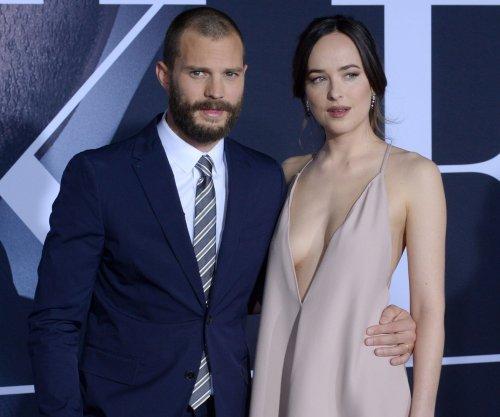 Jamie Dornan says Dakota Johnson is 'almost like' a sister