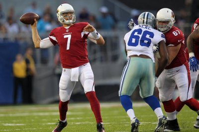 Tampa Bay Buccaneers signing QB Blaine Gabbert to back up Tom Brady