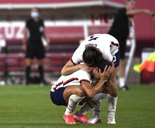 Canada shocks U.S. women's soccer team to advance to Olympic final