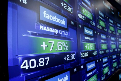 Facebook opens to public for trading