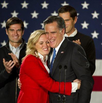Romney: 'It kills me' not to be president