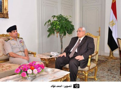 Egyptian Defense Minister al-Sisi announces plans to run for president