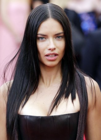 Adriana Lima spotted in NYC shoot days after split from husband Marko Jaric