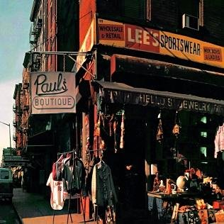Beastie Boys mural to commemorate 'Paul's Boutique'