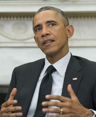 Obama thanks Congress for approving resolution to arm, train Syrian rebels