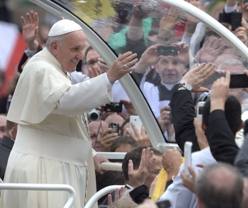 Pope Francis calls Europe 'tired and pessimistic' during visit to European Parliament