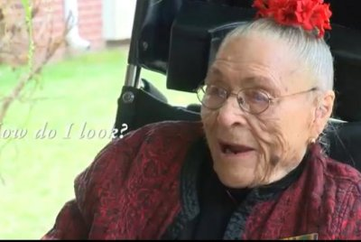 Gertrude Weaver, 116, dies days after becoming world's oldest person