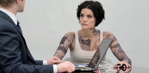 'Blindspot' series premiere sets off vast, complex tattooed mystery