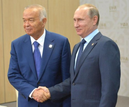 President of Uzbekistan hospitalized with brain hemorrhage