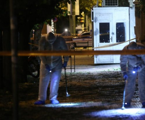Grenade thrown at French Embassy in Athens, one injured