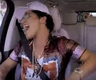 Bruno Mars performs '24K Magic' with James Corden in Carpool Karaoke teaser