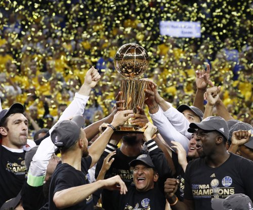 Warriors beat Cavs for second title in three years