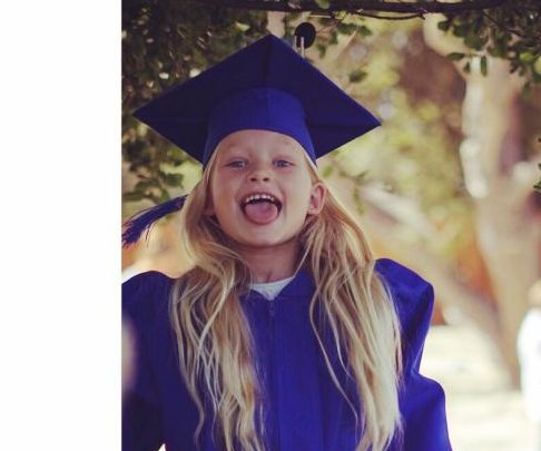 Jessica Simpson celebrates daughter Maxwell's preschool graduation