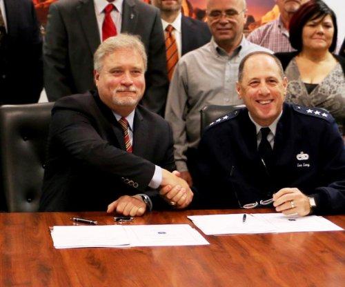Orbital ATK, U.S. Air Force team for composite aerostructure needs