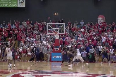 Radford makes buzzer-beater to sneak into NCAA tournament
