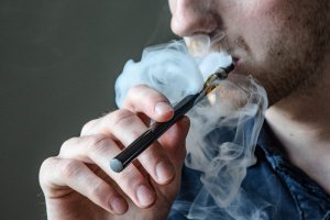 Nicotine from e-cigarettes may damage ability to clear mucus from airways