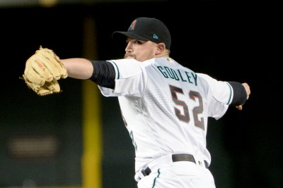 Detroit Tigers release veteran pitcher Zack Godley