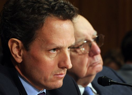Sen. Bunning grills Geithner on taxes