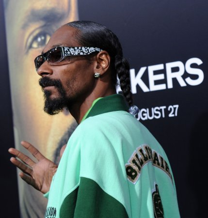 Snoop: 'Wet' made for William's 'stag do'