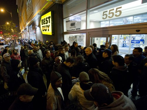 Black Friday took wind out of retail sails