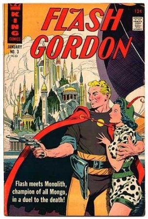 'Flash Gordon' remake in the works at Fox