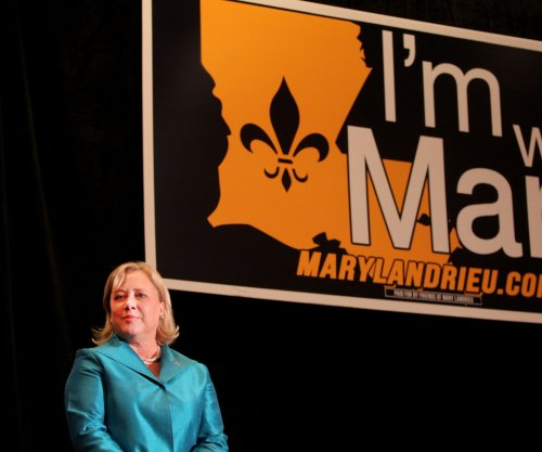 Sen. Mary Landrieu 'disappointed' in lack of support from DSCC