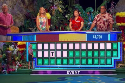 'Wheel of Fortune' contestant guesses one letter, solves puzzle