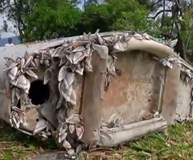 MH370: Officials hope to find DNA on suitcase; Plane seat possibly washed up in May