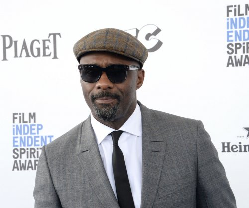 Idris Elba teases 'Dark Tower' character on Twitter