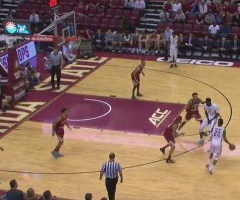 No. 19 Florida State blasts Boston College